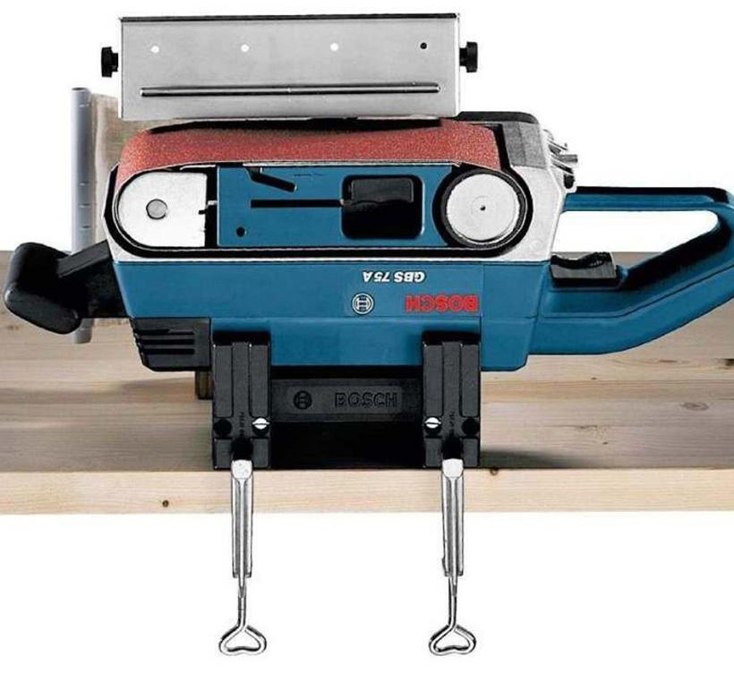 Máy chà nhám băng Bosch có ứng dụng như thế nào hình ảnh 1
