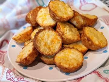 Keto Biscuit Muffins