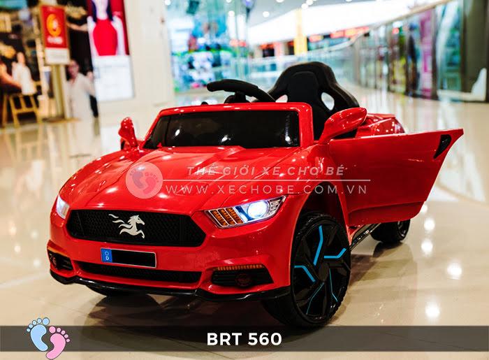 Xe hơi điện cho bé RBT-560 2