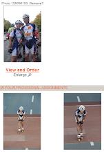 Photo: Vignettes photos de course de David.