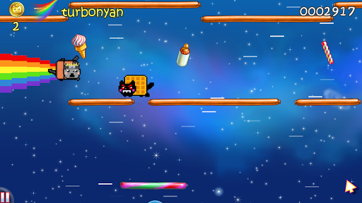 Nyan Cat: Lost In Space screenshot 15