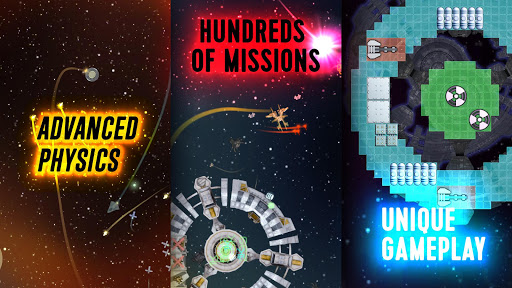 Event Horizon: spaceship builder and alien shooter 2.5.2 screenshots 3