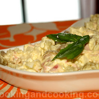 Potato and Ham Salad