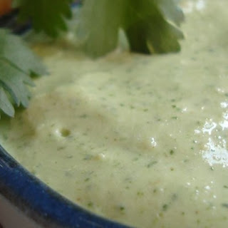 Cilantro Garlic Cream Sauce Recipes