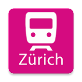 Zurich Rail Map