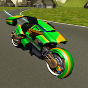 Game Flying Motorbike Stunt Rider APK for Windows Phone