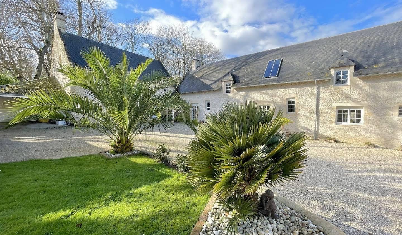Maison avec piscine Arromanches-les-Bains