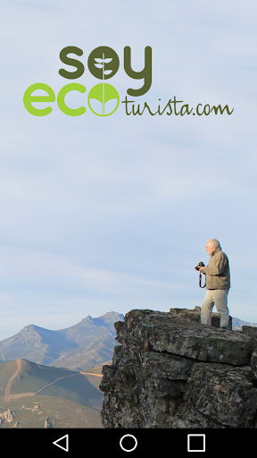 Ecotourist in Spain