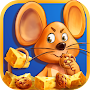 Idle Cookie Tycoon: Spy Mouse Puzzle, Clicker Game APK icon