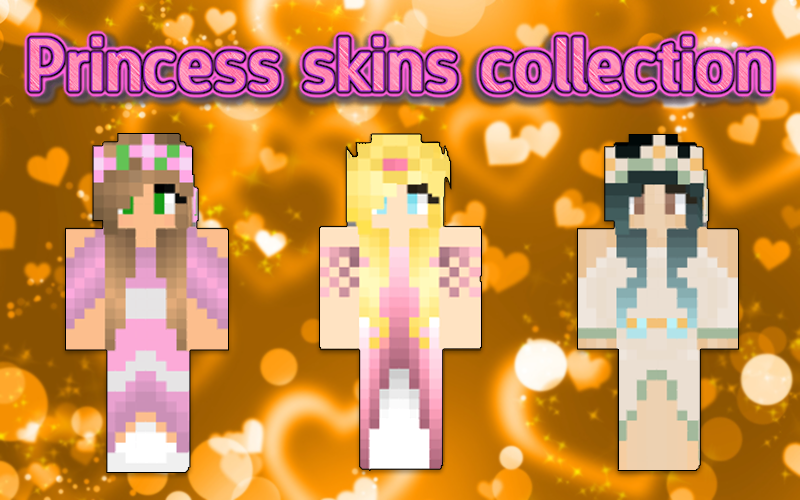 Princess Skins For Minecraft On Google Play Reviews Stats