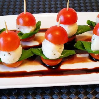 Caprese Salad Bites.