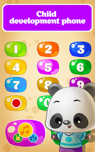 Babyphone – baby music games with Animals, Numbers 1