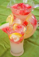Photo: Watermelon Lemonade
