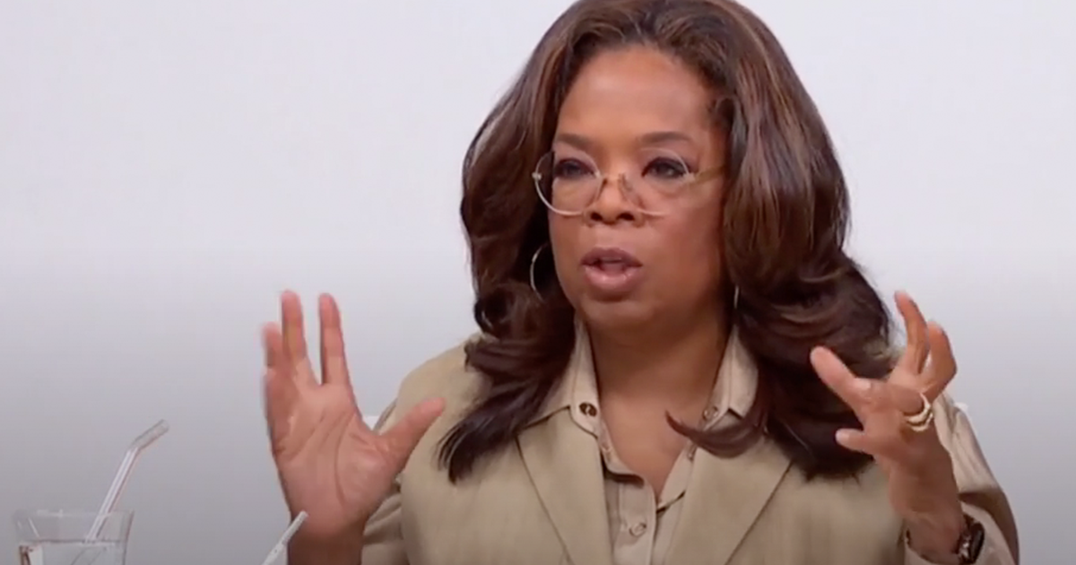"""Oprah Suggests America's racial """"caste system"""" was the ..."""