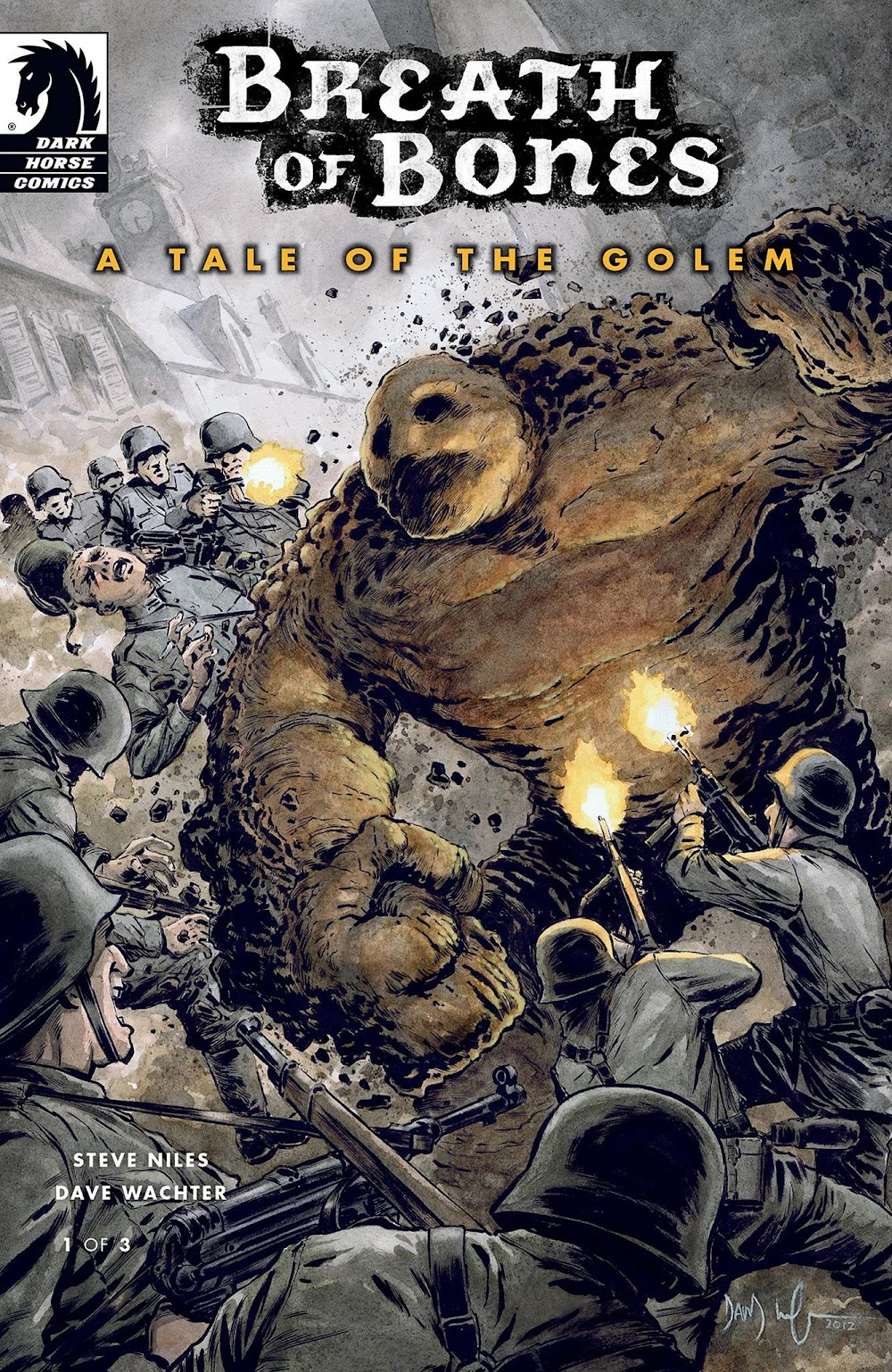 Breath of Bones - A Tale of the Golem (2013) - complete
