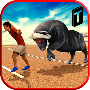 Angry Buffalo Attack 3D for PC and MAC