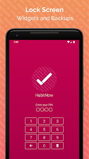 HabitNow - Daily Routine, Habits and To-Do List Screenshot