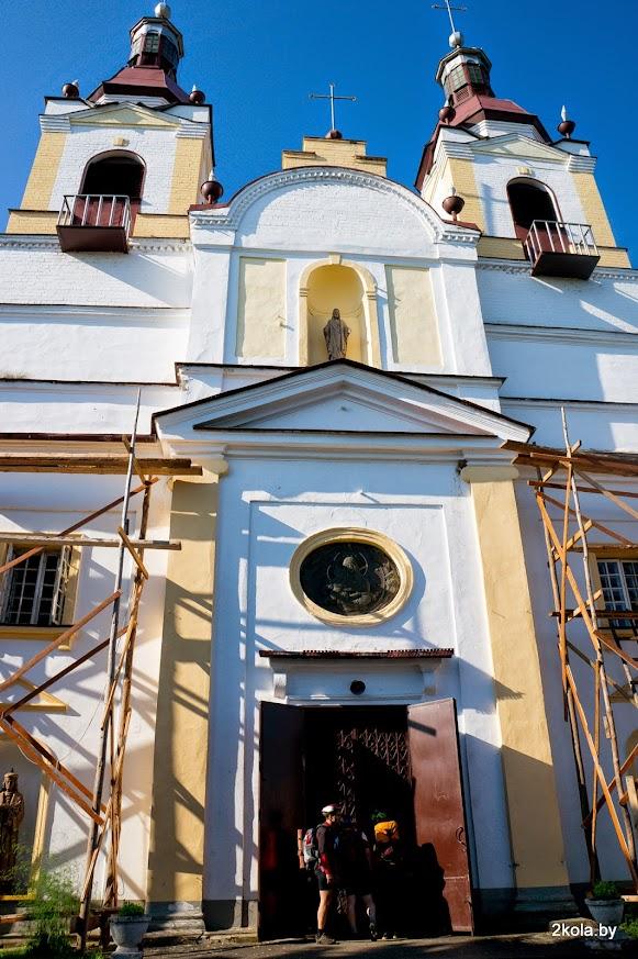 Касцёл Унебаўзяцця Найсвяцейшай Панны Марыі 1789г.п