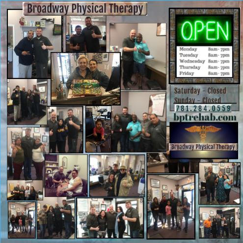 Every day at Broadway PT is a Great Day!