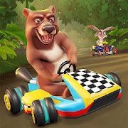 Animal Kart Racing World Tour - Go Kart Racing