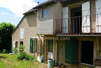 propriété à Saint-Honoré-les-Bains (58)