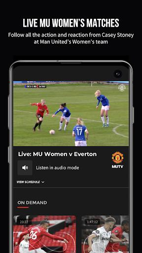 MUTV u2013 Manchester United TV 2.9.0 screenshots 5