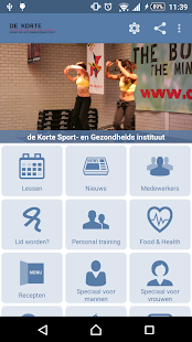 de Korte Sport- screenshot thumbnail
