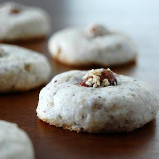 Sesame Almond Cookies
