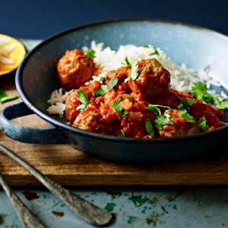 Meatball Curry.