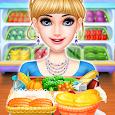 Supermarket Shopping Mall : Fun with Food
