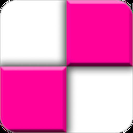 ピンクのピアノ タイル 音樂 App LOGO-APP開箱王