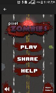 Push The Zombie - náhled