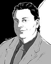 Photo: Not Quite 366 Avatars Project 2012 Say Hello to+michael interbartolo!  Custom Avatars by CDowd >> http://CDowd.com/avatars