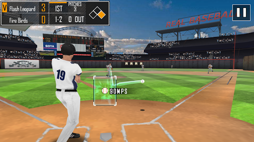 Real Baseball 3D  screenshots 6