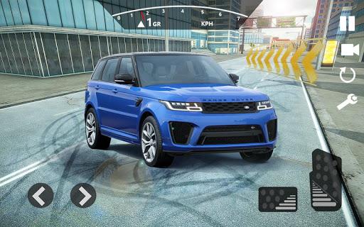 Crazy Car Driving & City Stunts: Rover Sport 1.8 Screenshots 11
