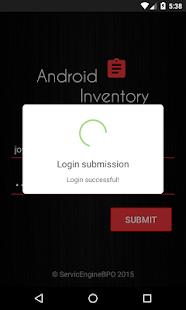 SE Inventory - náhled