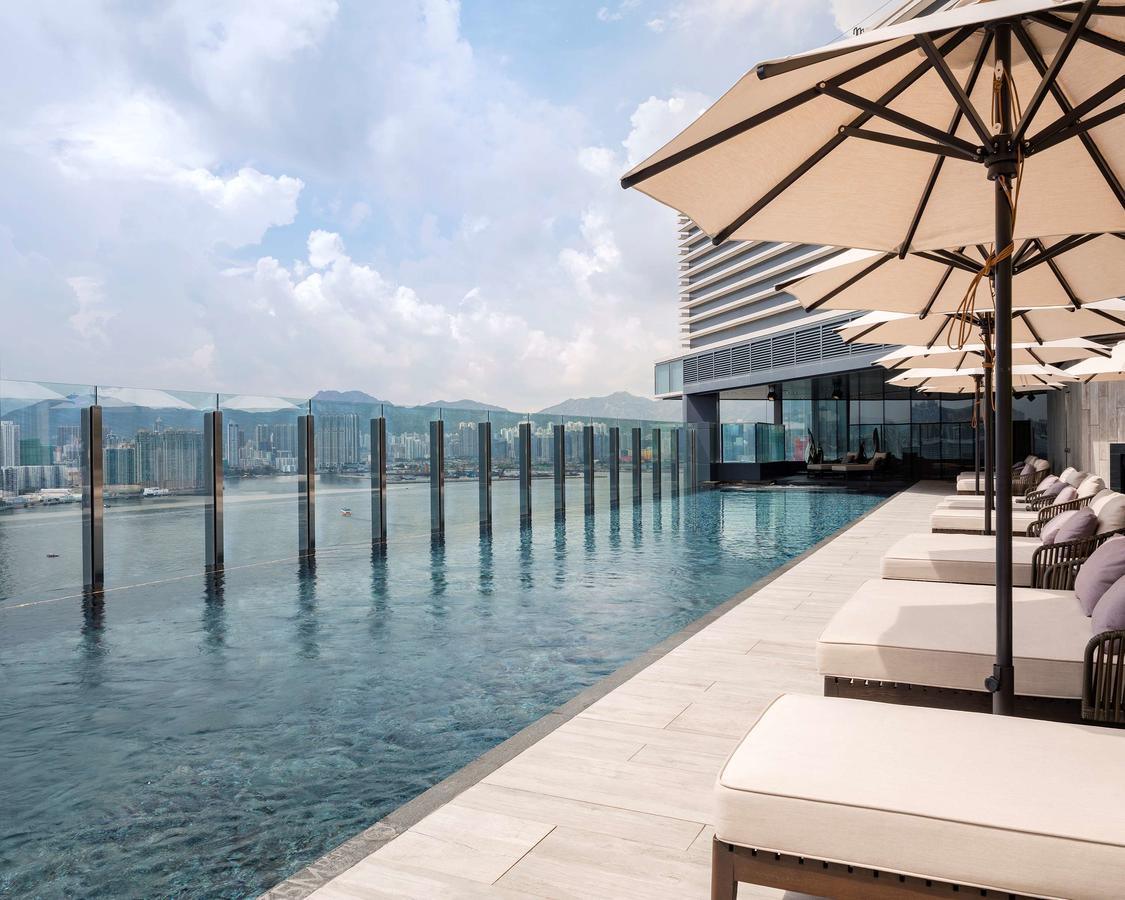 香港維港凱悅尚萃酒店 香港酒店住宿優惠2020 Hyatt Centric Infinity Pool 無邊際泳池