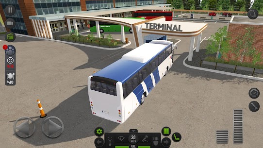 Bus Simulator : Ultimate Mod Apk (Unlimited Money) 7