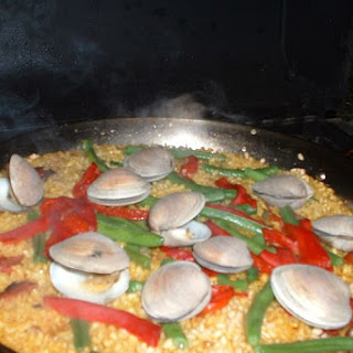 The Sun Also Rises Paella