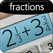 Calculatrice de Fractions Plus