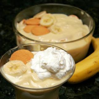 Home-Style Banana Pudding
