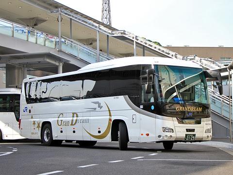 西日本JRバス「グラン昼特急大阪6号」 641-16923_01