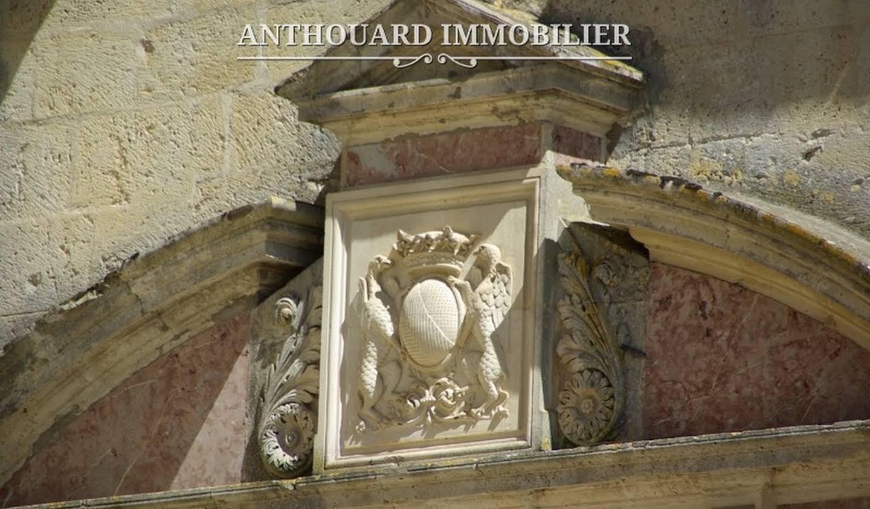 Château classé monument historique Bergerac