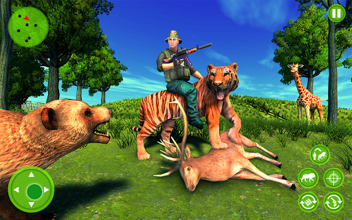 Jungle Lost Island - Jungle Adventure Hunting Game 3 5