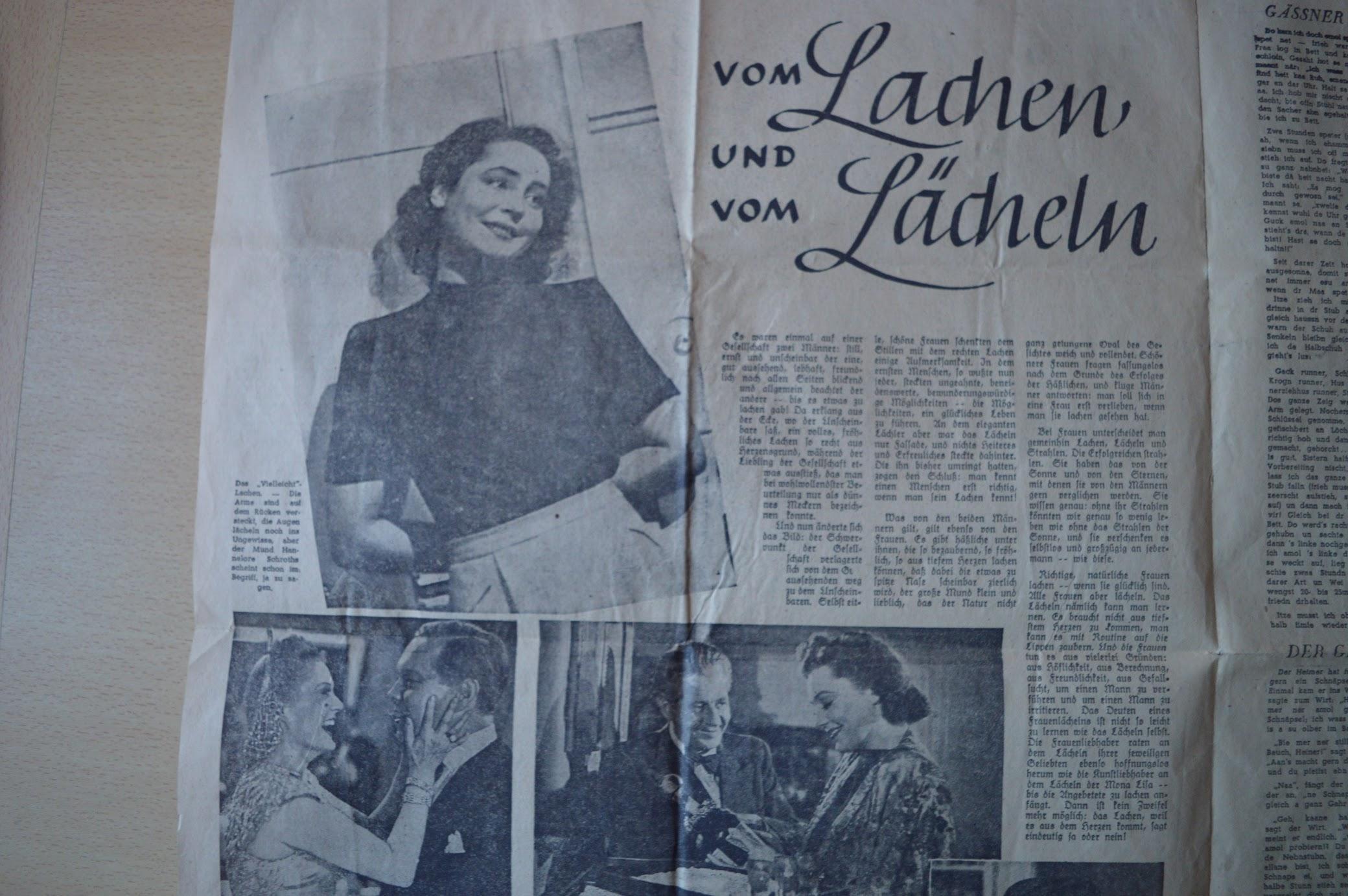 Soldatenzeitung an der Ostfront, Panzerfaust, Januar 1944
