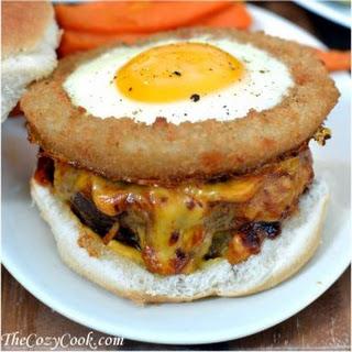 Onion Ring Bo Burger