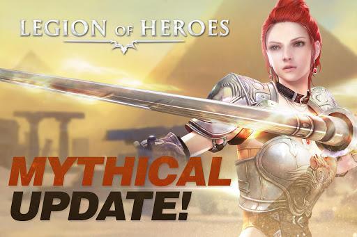 Legion of Heroes 1.9.13 screenshots 4