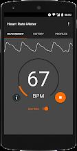 Heart Rate Meter screenshot thumbnail