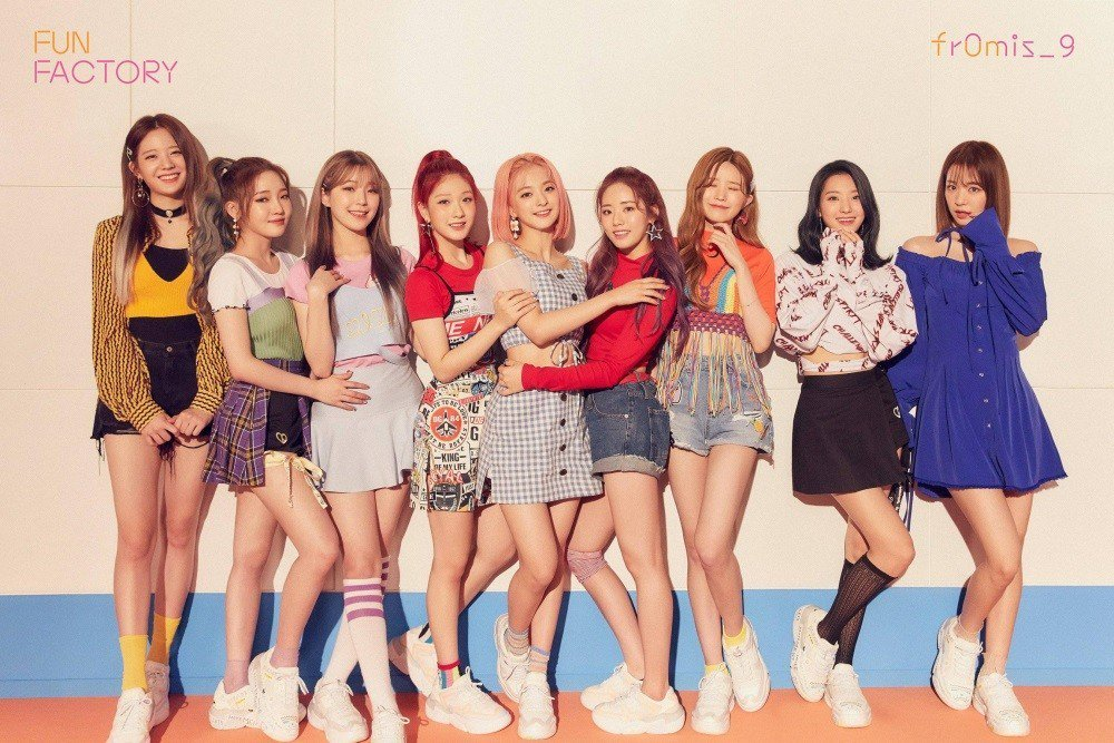 fromis 9 1