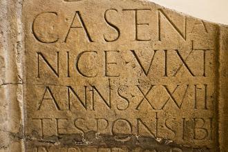 Photo: Is this Trajan?